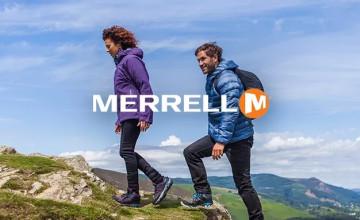 10% Off ☀️   Merrell Voucher Code