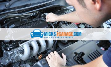 10% Off Car Parts at Micks Garage