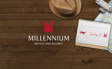10% Off Bookings with Newsletter Sign-ups at Millennium Hotels & Resorts