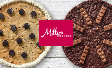 Cookie Boxes from £13.99 at Millie's Cookies