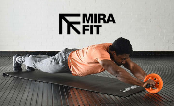 Gift Vouchers from £50 at Mirafit