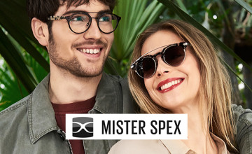 5% Off Orders with Newsletter Sign-ups at Mister Spex