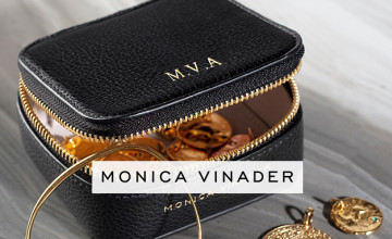 15% Off Orders at Monica Vinader