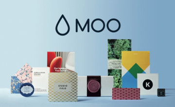 Free £5 Voucher with Orders Over £50 at moo.com