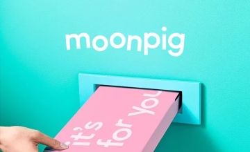 30% Off First Card Orders | Moonpig Discount Code