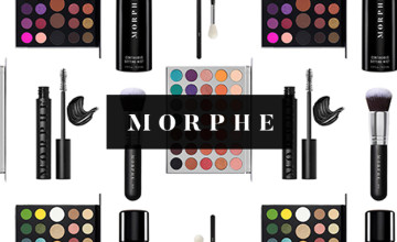 20% Off Orders with Newsletter Sign-ups at Morphe