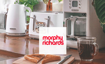Save 10% on Your Orders ✅ | Morphy Richards Promo Code