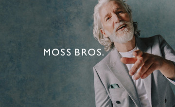 50% Off First 2 Months Renting Unlimited Styles at Moss Bros