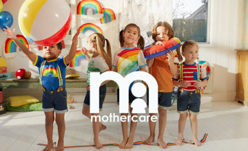 New Clothing Collection from as Low as £3 at Mothercare