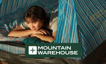 Up to 60% Off Summer Clothing in the Sale at Mountain Warehouse
