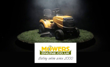 Up to 30% Off Lawn Tractors at Mowers Online
