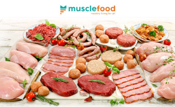 Enjoy Savings of up to 50% on Orders in the Clearance at Muscle Food