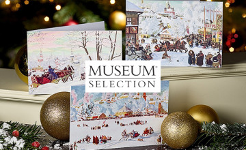 Up to 50% Off Sale Items at Museum Selection
