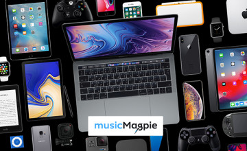 Extra 10% Off with Trade In Orders at musicMagpie