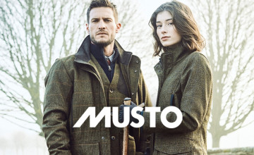 Free £10 Voucher with Orders Over £100 at Musto.com