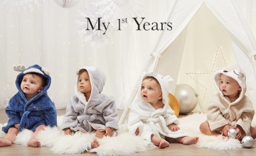 Sign-up to the Newsletter for a 15% Discount on First Orders at My 1st Years