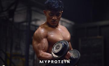 Profitez du meilleur des suppléments Vegan à petit prix sur MyProtein
