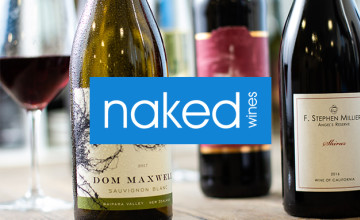 £80 Discount on Wine Case Orders 🍷 | Naked Wines Voucher Code