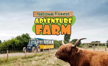 Please Check the Website for Updates During COVID-19 at National Forest Adventure Farm