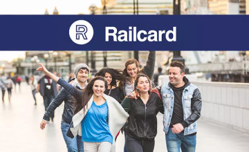 33% Off Rail Fares Across the SE England with a Network Railcard at National Railcards
