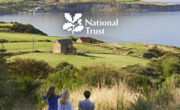 25% Off Senior Membership | National Trust Membership Offer
