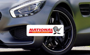 50% Off MOT Bookings with this National Tyres and Autocare Discount Code