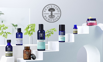 25% Off Orders Over £150 at Neal's Yard Remedies