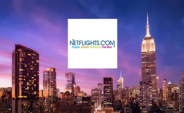 Discover New York from £237 for Flights at Netflights
