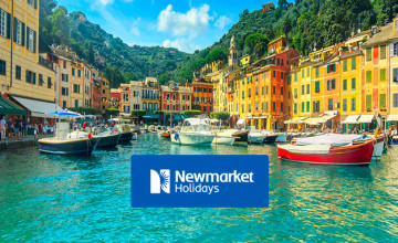 Save up to £100 Per Person on Selected River Cruises at Newmarket Holidays