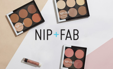 £5 Gift Card with Orders Over £50 at Nip + Fab