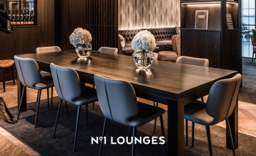 Free £5 Voucher with Orders Over £60 at No1 Lounges