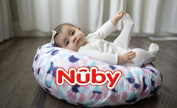 Extra 20% Off First Orders at NUBY