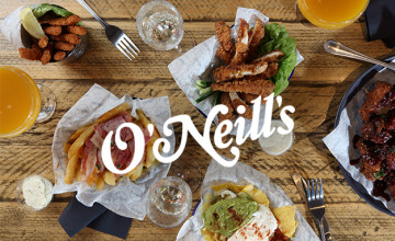 Giftcards from £20 at O'Neill's Pub & Grill