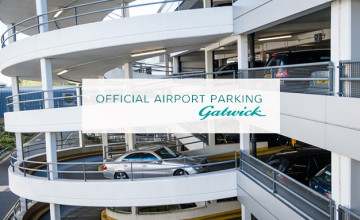 Book in Advance and Save Up to 60% at Official Gatwick Parking