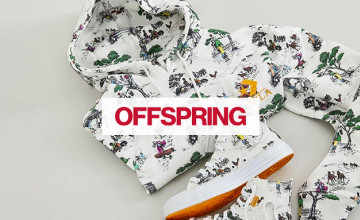 10% Off Orders with Newsletter Sign-Ups at Offspring