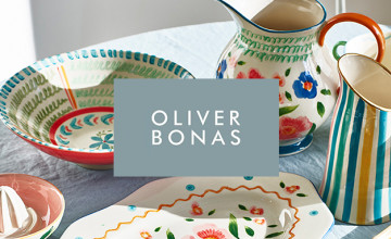 £5 Off Your First Order with Newsletter Sign-ups   Oliver Bonas Discount