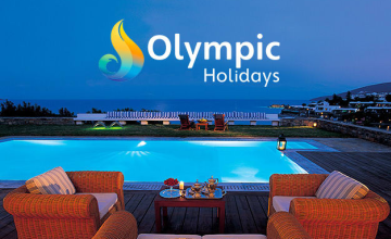 Grab Selected Holiday Deals for Up to 50% Off at Olympic Holidays