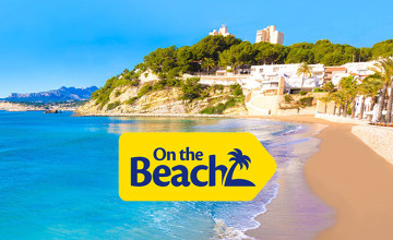 £125 Gift Card with Upfront Bookings Over £2,500 at On the Beach