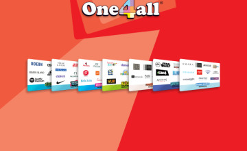 Get Gift Cards for Hundreds of Stores at One4All