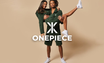 15% Off First Order with Newsletter Sign-ups at Onepiece