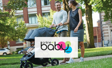 Up to 40% Off Selected Orders at Online4baby - Including Car Seats, Cots, Bedding and More