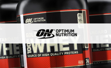 15% Off First Orders with Newsletter Sign-ups at Optimum Nutrition