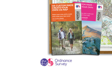Extra 10% Off Orders 🗺️ | Ordnance Survey Discount Code