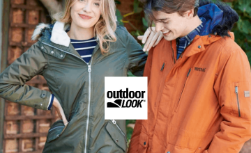 Free £5 Voucher with Orders Over £60 at Outdoor Look