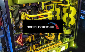 Up to 40% Off Orders in the Sale at Overclockers