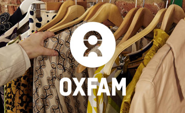 £10 M&S Gift Card with Orders Over £60 at Oxfam Online Shop