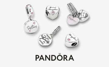 Sélection à moins de 50€ ! Des bijoux pour tous les budgets chez Pandora