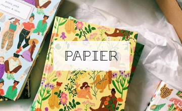 Choose a Gift Card from Just £25 at Papier