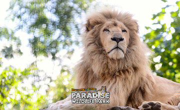 20% Off Entry to Selected Family Attractions at Paradise Wildlife Parkwith Annual Membership