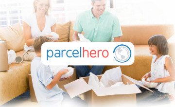 Free £5 Voucher with Orders Over £60 at ParcelHero